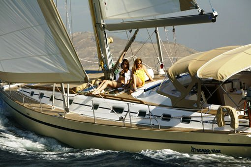 Yacht MYTHOS II